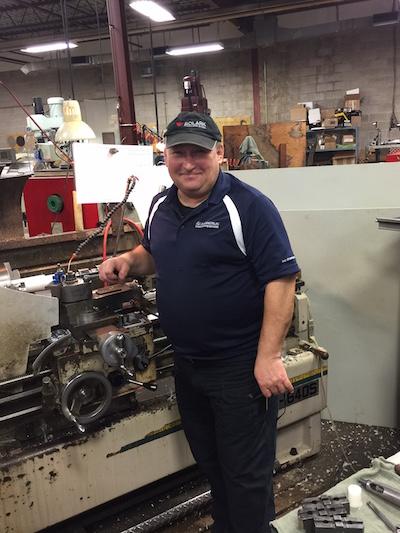 Bogdan - AVS Machine and Tool