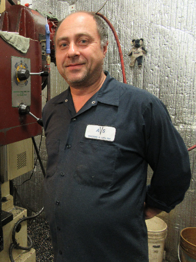 Head of Milling Department